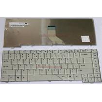 Teclado Novo Acer Aspire 5310 5315 5320 5300 Us Branco