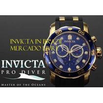 Invicta 6983 Original- Nao Compre Replicas Caixa Manual Card