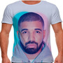 Camiseta Rap Internacional Drake Masculina