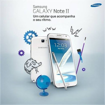 Samsung Galaxy Note 2 N7100 - Original - Nf - Pronta Entrega