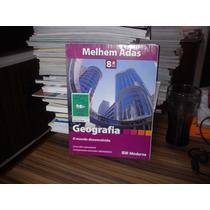 Livro Geografia O Mundo Desenvolvido 8ª Série