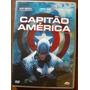 Dvd Capitão América Série Anos 40 Antigo Heróis Marvel Raro