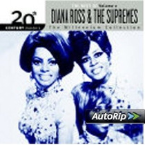 Cd Diana Ross & The Supremes Best Of Vol 2 Millennium Collec