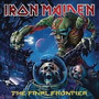 Cd Iron Maiden - The Final Frontier - 2010