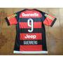 Camisa   Flamengo   Jogo    Guerrero     9      G