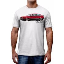 Camiseta Gol Gts Carro Antigo Personalizada Volkswagen