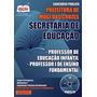 Apostila Prof I Fundamental E Educa Infantil Mogi Das Cruzes