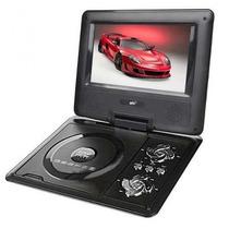 Dvd Portatil Midi Tv 7 Tela Lcd Cd Sd Usb Fm