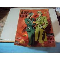 Revista La Grande Revue Grande Revisão Inverno Ano 1947-48
