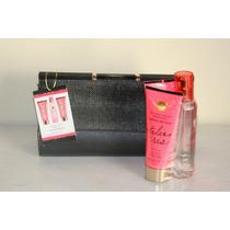 Bolsa Clutch Victorias Secret + Produtos Bombshell