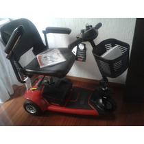 Cadeira De Roda Motorizada - Go-go Ultra X