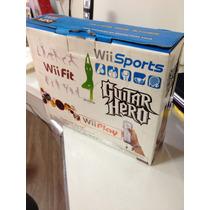 Wii Destravado E Completo