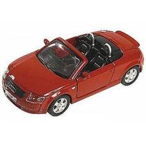 Miniatura Em Metal Audi Tt Roadster Marca Maisto 11cm