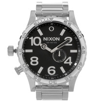 Relógio Nixon 51-30 Tide High Polish Black