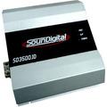 Modulo Amplificador Soundigital Sd 3500w Rms Leilão!