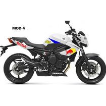 Adesivo Yamaha Xj6n Tenere 250 Fazer Personalizado
