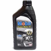Óleo Mobil Super Moto 4t 20w50 Mineral 4 Tempo 10 Litros