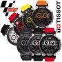 Relógio Tissot Moto Gp T Race Sport Safira Original 7 Cores!