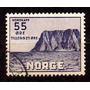 Noruega 1953 * Cabo .do Norte * Barco .de Turismo