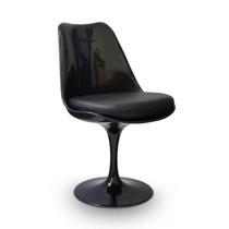 Cadeira Tulipa Saarinen Sem Braços - Concha Em Fiberglass