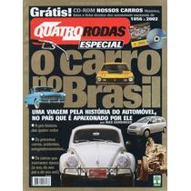 Revista Quatro Rodas Nº507-b Especial O Carro No Brasil