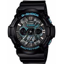 Relógio Casio G-shock Ga-201ba-1adr - Garantia Casio Brasil