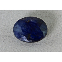 Rsp Linda Safira Azul Escuro Natural Com 4,53 Ct