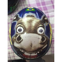 Capacete Donkey Rossi Agv Gptech Original