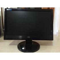 Monitor 15 Polegadas Aoc Widescreen