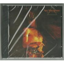 Cd-ney Matogrosso-ao Vivo-ed.universal Remaster 2008-lacrado