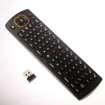 Mini Teclado Air Mouse Sem Fio Usb 2,4ghz Android Pc Am270