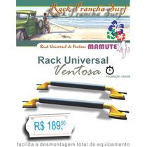 Rack 4 Ventosas Carro Prancha, Caiaque, Standup Frete Grátis