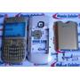 Carcaça Nokia C3 Dourada Teclado Completa