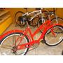Bicicleta Modelo: Beach Cruiser Com 6 Marchas Shimano