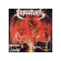 Cd Sepultura ¿¿ Morbid Visions / Bestial Devastation