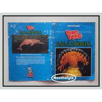 Album Amazônia - Ping-pong - Incompleto - F(900)