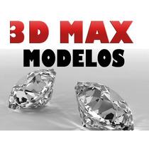 Coleção Blocos 3d Max