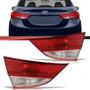 Lanterna Traseira Hyundai Elantra 2013 2012 11 Bicolor Malas