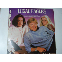Disco De Vinil Lp Legal Eagles Perigosamente Juntos