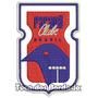 Patch Bordado Escudo Futebol Paraná Clube 8,5cm Tms37