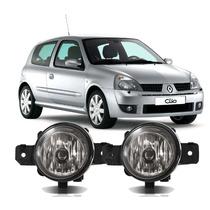 Kit Farol De Milha Renault Clio 2003 04 05 06 07 08 10 11 12