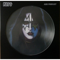 Lp - Vinil - Kiss - Ace Frehley - Picture Disc - Novo