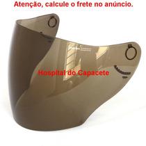 Viseira Capacete Honda Aberto / Honda Lead Fumê