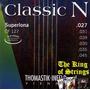 Encordoamento ( Cordas ) Thomastik Classic N Superlona Cf127