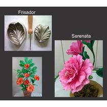Frisador Para Flor De E.v.a. - Serenata