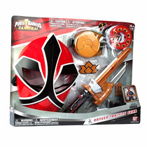 Power Ranger Samurai Ranger Training Gear Fogo - Bandai.