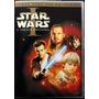 Dvd Star Wars 1 - A Ameaça Fantasma Duplo - C/ Encarte