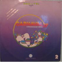 Carnaval - Convocação Geral- Vol-2 - 1977