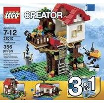 Lego Creator 31010 A Casa Na Arvore