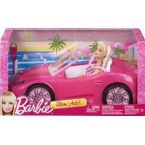 Barbie Carro Gramur Conversivel Mattel -promoçao